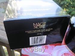 MAGIE NOIR NOIRE LANCOME VINTAGE DUSTING POWDERLARGE 6oz SIZE NEW in BOX RARE