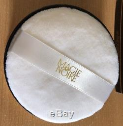MAGIE NOIRE by Lancome Dusting Powder LARGE 6 oz Sealed Powder New in Box