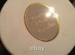 MISS DIOR by CHRISTIAN DIOR Perfumed Dusting Powder 8 oz DISCONTINUED RARE