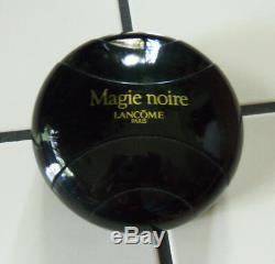 Magie Noire Lancome Paris Perfumed Dusting Powder UNUSED w PUFF
