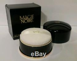 Magie Noire by Lancome Sealed Perfumed Dusting Powder Large 6 oz New In Box Rare