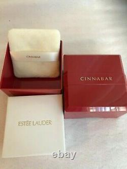 NEWithSealed Estee Lauder CINNABAR Dusting Powder 3 oz VERY HARD TO FIND