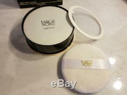 NIB Lancome MAGIE NOIRE Perfume Dusting Powder 6 oz