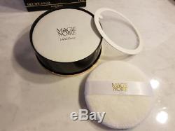 NIB Lancome MAGIE NOIRE Perfume Dusting Powder 6 oz #2