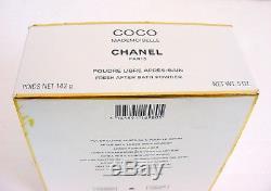 New! CHANEL COCO MADEMOISELLE Fresh After Bath Dusting POWDER 5oz 142g Sealed