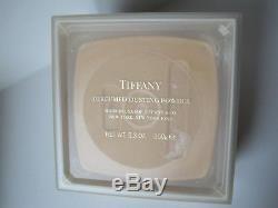 New Vintage Tiffany Perfumed Dusting Body Powder 5.3 oz 150g