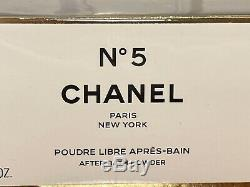 NewithSealed Discontinued CHANEL No. 5 After-Bath Dusting Body Powder 5.0 oz/142g