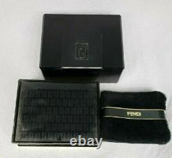 NewithSealed Rare Vintage FENDI Perfumed Dusting Body Powder 5.3 oz/150g