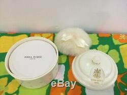 Nina Ricci Coeur Joie Perfumed Dusting Powder Large 8 OZ. Vintage