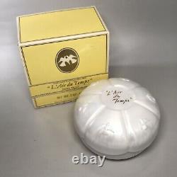 Nina Ricci L'Air Du Temps Perfumed Dusting Powder 6.0 Oz. Vintage Discontinued