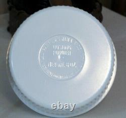 Nina Ricci L'air Du Temps Dusting Powder Ribbed Container Perfumed
