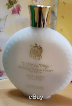 Nina Ricci L'air Du Temps Perfumed Dusting Powder 3.5 Oz