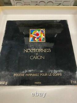 Nocturnes de Caron Perfumed Dusting Body Powder (7 oz)