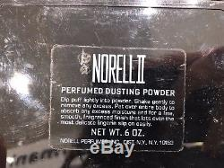 Norell II Perfumed Dusting Powder 6 oz (Without Box)