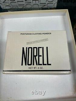 Norell Perfumed Dusting Powder (6 oz)
