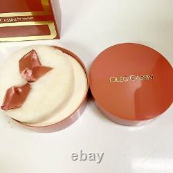 Oleg Cassini by Jovan Perfumed Dusting Body Powder (4 oz)