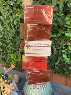 Opium By Yves Saint Laurent Satin Dusting Powder 5.2 oz New Sealed NOS RARE