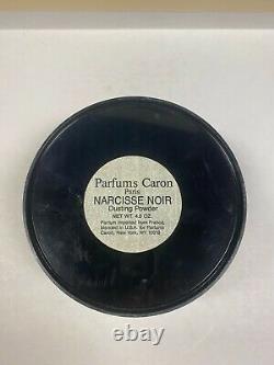 Parfums Caron Narcisse Noir Perfumed Dusting Powder (4 oz)