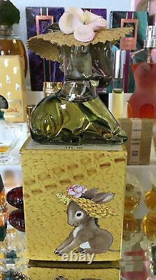 Perfume Lot of 50 Womens Perfumes Mini Size partial & some fullDusting Powders