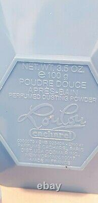 Perfumed Dusting powder LouLou Cacharel witch soap
