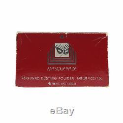 Prince Matchabelli'Masquerade' Perfumed Dusting Powder 4oz/113g New In Box