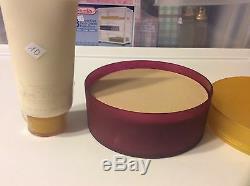 RARE Benetton TRIBU Perfume Body Lotion 6.7oz 250ml Dusting Powder 125g 4.5oz