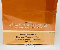 RARE CHRISTIAN DIOR Discontinued DUNE Perfumed Dusting Body Powder 5.3 OZ