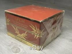RARE Sealed YSL Yves Saint Laurent OPIUM Perfumed Dusting Powder Original 5.2 oz