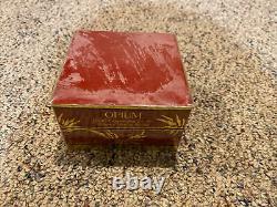RARE VINTAGE Opium By Yves Saint Laurent Perfumed Dusting Powder 150g SEALED