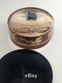 RARE Vintage Yves Saint Laurent OPIUM Perfumed Dusting Powder Original 5.2oz