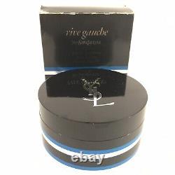 RIVE GAUCHE Yves Saint Laurent Perfume Dusting Powder 6 oz New in Box