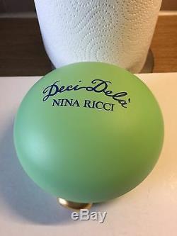 Rare Nina Ricci Deci Dela Perfumed Dusting Powder 150g, Unused