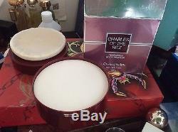 Rare Perfumed Charles of The Ritz Bath Body Dusting Powder 7.0fl. Oz 198 gr Women