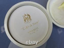 Rare Vintage Nini Ricci L Air Du Temps 3 Muses Parfum Dusting Powder 6 Oz New