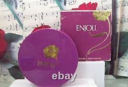 Revlon Enjoli Cologne, Perfume Or Dusting Powder. Choose