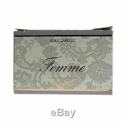 Rochas'Femme' Perfumed Dusting Powder 3.5oz/100g New In Box