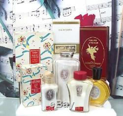 Roger & Gallet Fleurs D'Amour Lotion, EDT, Perfume, Bath Oil, Sachet Or Powder