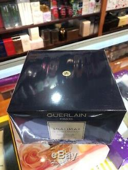 SHALIMAR GUERLAIN 4.4 FL oz / 125 G Perfumed Dusting Powder In Sealed Box