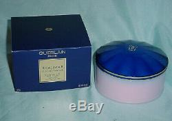 SHALIMAR GUERLAIN 4.4 FL oz / 125 G Perfumed Dusting Powder NEW sealed container