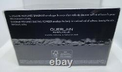 SHALIMAR by GUERLAIN 4.4 FL oz / 125 G Perfumed Dusting Powder Sealed Box