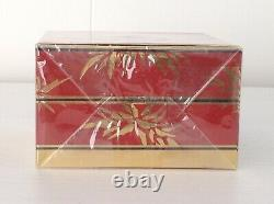 Sealed Vintage Yves Saint Lauren OPIUM Perfumed Dusting Powder 5.2 oz. Rare