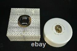 Sensual Oriental Fragrance SHALIMAR Perfumed Dusting Powder 8 oz Vintage NEW