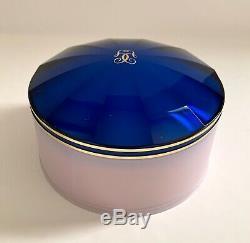 Shalimar Guerlain Paris Perfumed Dusting Powder 4.4 oz Unused Sealed Container