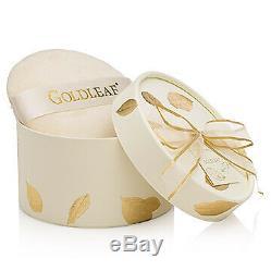 Thymes Goldleaf Perfumed Dusting Powder with Puff 85g/3oz Womens Perfume