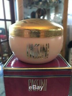 VINTAGE CASSINI By OLEG CASSINI PERFUMED DUSTING POWDER 5 Oz MINI SPRAY VHTF