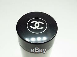 VINTAGE CHANEL No 5 TALC Perfume Talcum Dusting Powder 5 oz Bottle Used RARE