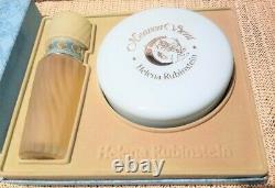 VINTAGE Heaven Sent Helena Rubenstein Perfume Mist & Dusting Powder Gift Set