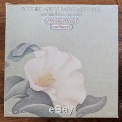 Vintage Anais Anais Perfumed Dusting Powder 5.29 Oz by Cacharel France