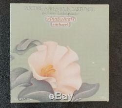 Vintage Anais Anais Perfumed Dusting Powder LARGE 5.29 Oz Cacharel France NIB