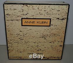 Vintage Anne Klein Perfumed Dusting Powder-Large 6.7 oz-Paper sealed
